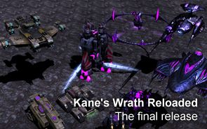 Kane's Wrath Reloaded