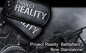 Project Reality: BF2 Standalone
