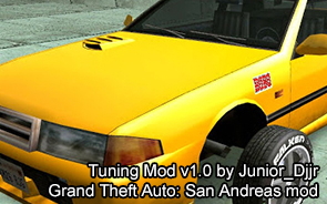 Tuning Mod by Junior_Djjr