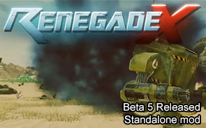 Renegade X: Beta 5 Released!