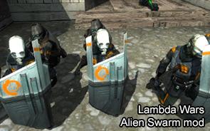 Lambda Wars Update