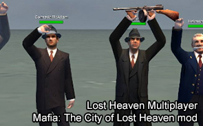 Lost Heaven Multiplayer