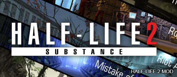 Half-Life 2 Substance v2.0