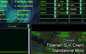 Tiberian Sun Client Released