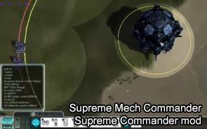 Supreme Mech Commander