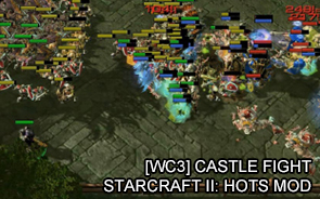[WC3] Castle Fight