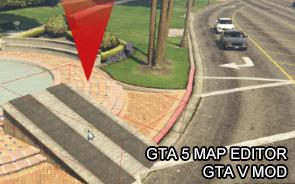 GTA 5 Map Editor