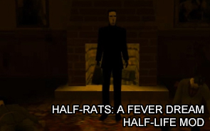 Half-Rats: A Fever Dream
