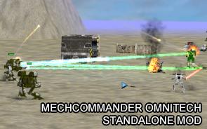 Mechcommander Omnitech