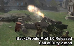 COD2 Back2Fronts 1.0