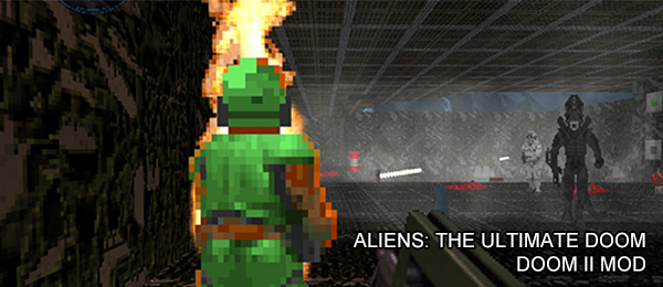 ALIENS: The Ultimate Doom