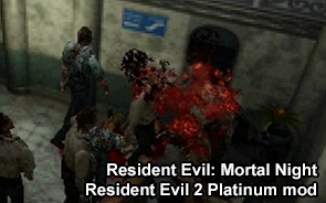 Resident Evil Mortal Night