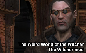 Weird world of the Witcher