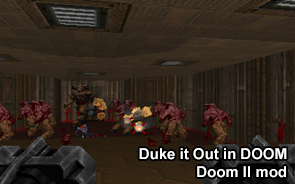 Duke it Out in DOOM