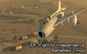 IDF - Fight For Independence