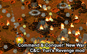 Command & Conquer: New War