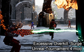 Excessive Overkill: Surge