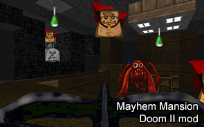 Mayhem Mansion