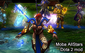 Moba AllStars: Legends
