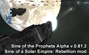 Sins of the Prophets Alpha v.0.81.2