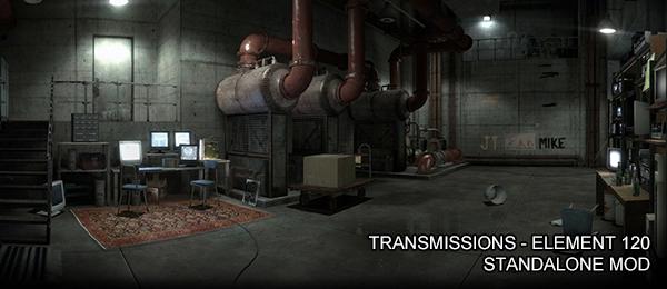 Transmissions - Element 120