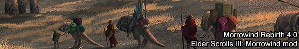 Morrowind Rebirth 4.0