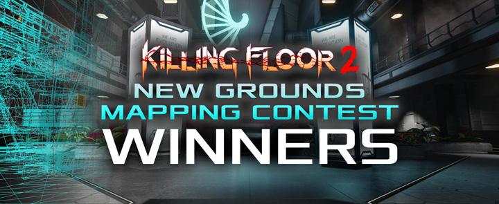 Killing Floor 2 Mapping Contest Winners