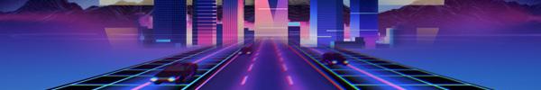SOMA: Neon Racer arcade total conversion