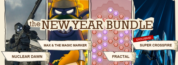 The New Year's Bundle