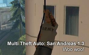 Multi Theft Auto