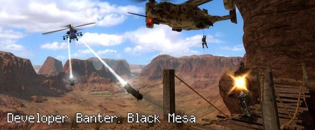 Developer Banter: Black Mesa