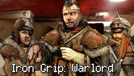 Iron Grip: Warlords