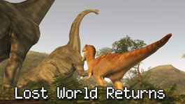 Lost World Returns
