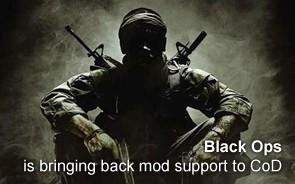 Black Ops Mods