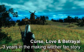 Witcher Fan Story