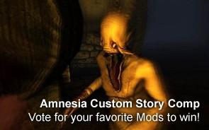 Amnesia Custom Story Comp