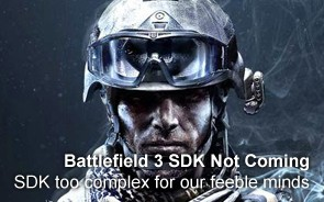 BF3 SDK Not Coming