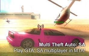 Multi Theft Auto: SA