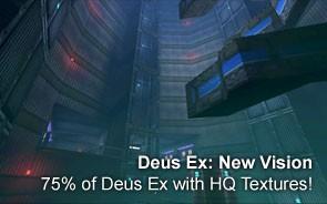 Deus Ex: New Vision