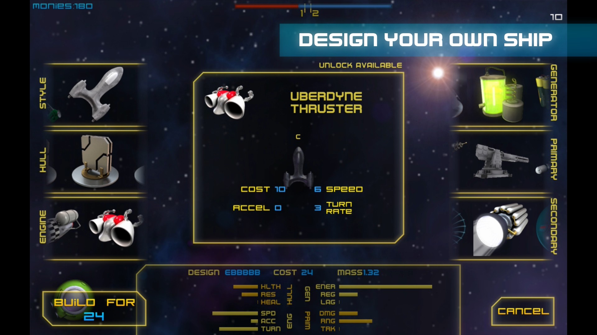IonAXXIA Presskit Mod DB - Design your own character games