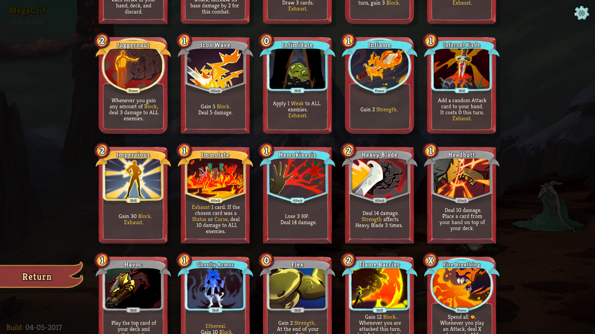 slay the spire guide relics