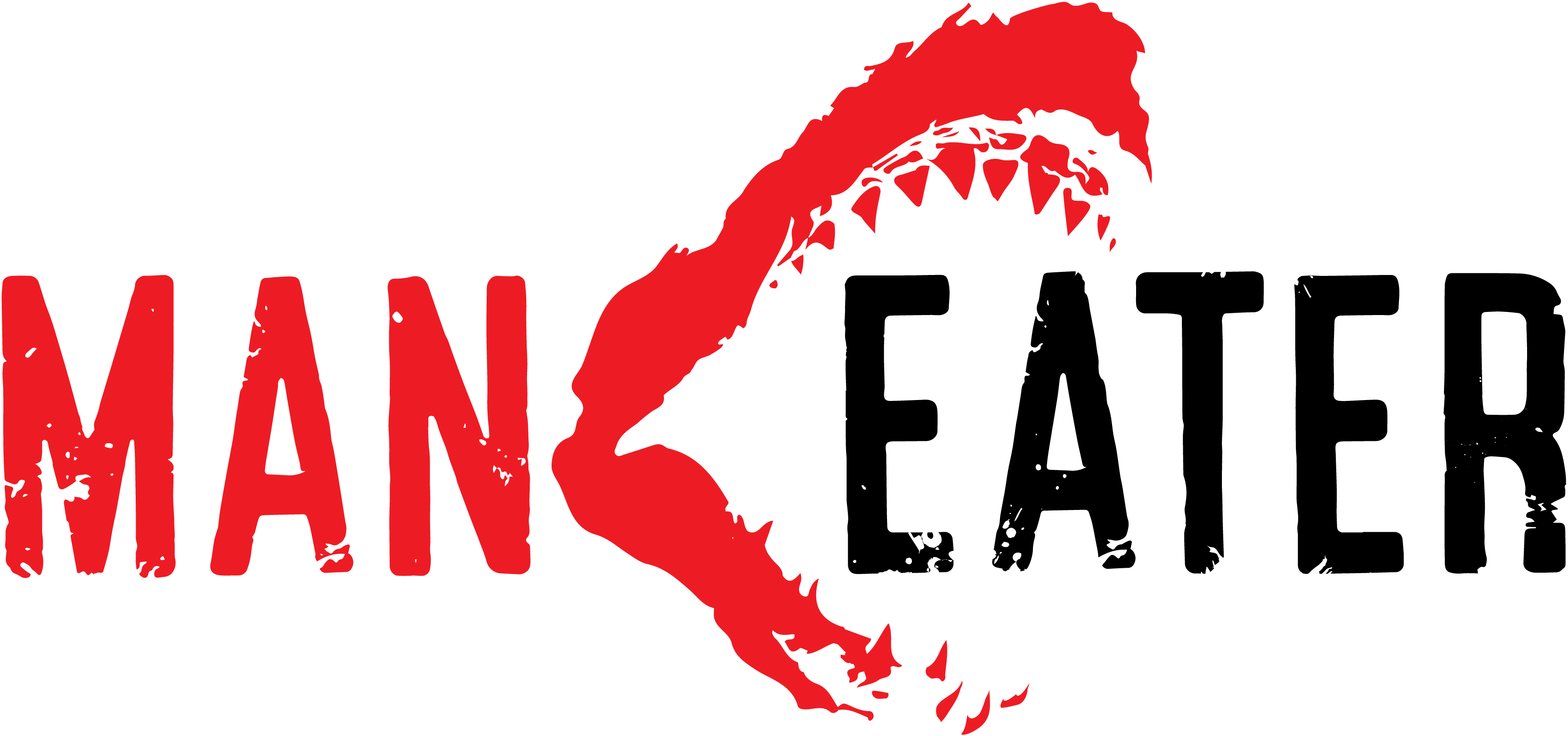 The Maneater logo