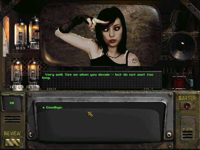 Image - redhead modjpg - vault-tec labs, the fallout modding wiki - fallout mods, fallout 2 mods, fallout 3 modding